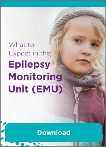 Pre-EMU: Setting expectations brochure for pediatric patients.